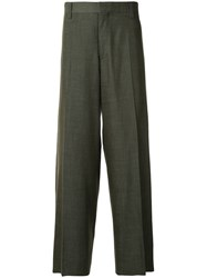 Coohem Long Straight Side Stripe Trousers 60