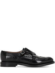 Church's 20Mm Lana Leather Shoes Black