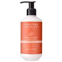 Crabtree And Evelyn Pomegranate Argan Oil Nourishing Body Lotion 250Ml