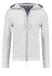 Ftc Tracksuit Top Silver Stone Light Grey