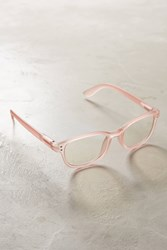 Anthropologie Sea Glass Readers Pink