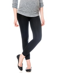 A Pea In The Pod Maternity Faux Fur Lined Leggings