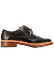 Grenson 'Sid' Brogues Brown