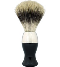 Eshave Short Shaving Brush Black