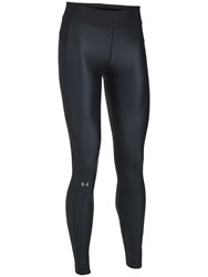 Under Armour Heatgear Printed Tights Black