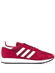 Adidas Forest Grove Sneakers Red
