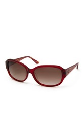 M Missoni Women's Squared Acetate Frame Sunglasses