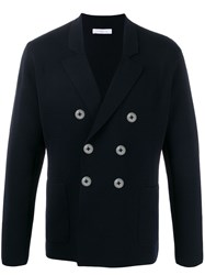 Cruciani Fitted Double Breasted Jacket 60