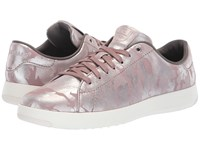Cole Haan Grandpro Tennis Twilight Mauve Camo Lace Up Casual Shoes Multi