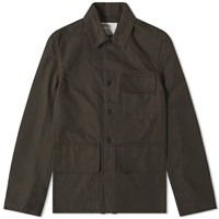 Mhl By Margaret Howell Mhl. Hunting Jacket Green