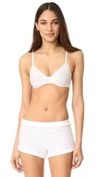 Only Hearts Club Second Skins Underwire Bra White