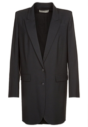 Veronique Branquinho Classic Coat Black