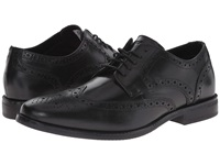 Rockport Style Purpose Wingtip Black Men's Lace Up Wing Tip Shoes
