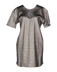 Marios Dresses Short Dresses Women Grey