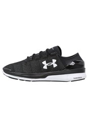 Under Armour Speedform Lightweight Running Shoes Black White
