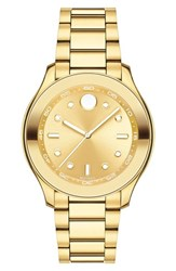 Movado Women's 'Bold' Bracelet Watch 38Mm Gold