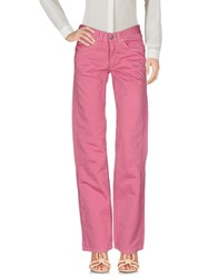Jaggy Casual Pants Light Purple