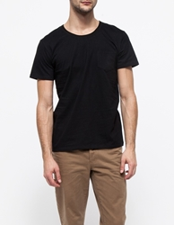 Shades Of Grey The Perfect Pocket Tee Black Jersey