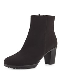 Sesto Meucci Rayna Waterproof Ankle Boot Black