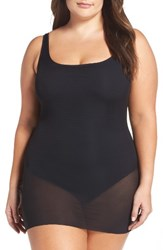Amoressa Plus Size Women's Sophia Underwire One Piece Swimsuit