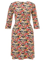 Collection Weekend By John Lewis Ditsy Floral Dress Multi
