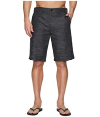 Hurley Dri Fit Breathe Walkshorts Black Men's Shorts