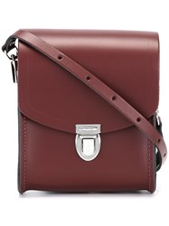 The Cambridge Satchel Company 'The Push Lock' Mini Bag Red