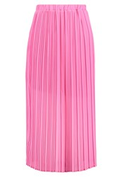 Y.A.S Yas Yasnoma Pleated Skirt Azalea Pink
