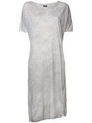 Thom Krom Asymmetric Dress Grey