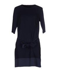 Richmond X Short Dresses Dark Blue