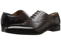 Kenneth Cole Top Coat Espresso Men's Lace Up Casual Shoes Brown