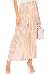 See By Chloe Micro Flare Pant Pink