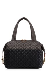 M Z Wallace Mz Large Sutton Satchel Black Black Magnet