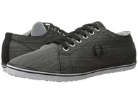 Fred Perry Kingston Space Dyed Nylon Black Men's Shoes