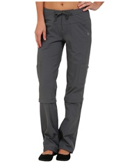 Mountain Hardwear Yuma Ii Convertible Pant Graphite Women's Casual Pants Gray