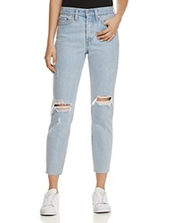 Levi's Icon Wedgie Straight Fit Jeans In Kiss Off