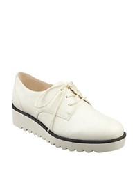 Nine West Winslit Platform Oxfords