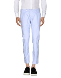 Michael Coal Casual Pants Sky Blue