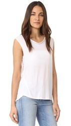 Free People The It Muscle Tee White