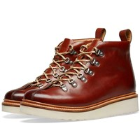 Grenson Bobby Mountain Boot Brown