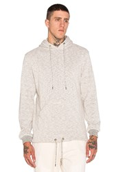10.Deep Division Open Bottom Hoody Gray