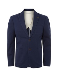 White Stuff Essential Button Blazer Navy
