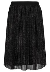 Evenandodd Aline Skirt Black