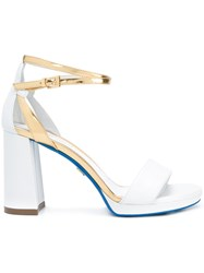 Loriblu High Heel Sandals White