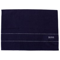 Hugo Boss Bath Mat Navy