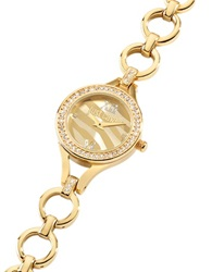 Just Cavalli Solo Jc Golden Stainless Steel Women's Watch