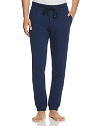 Naked French Terry Jogger Pants Dress Blues