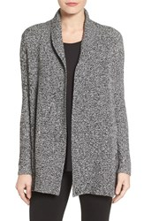 Chaus Women's Two Pocket Cotton Blend Cardigan