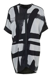 Percpetion Shirt Dress By Religion White