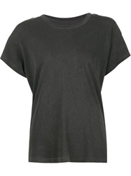 The Great Distressed T Shirt Grey